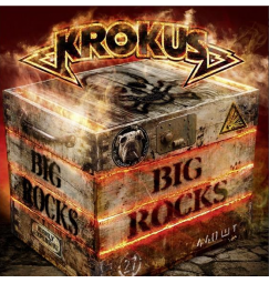 BIG ROCKS CD
